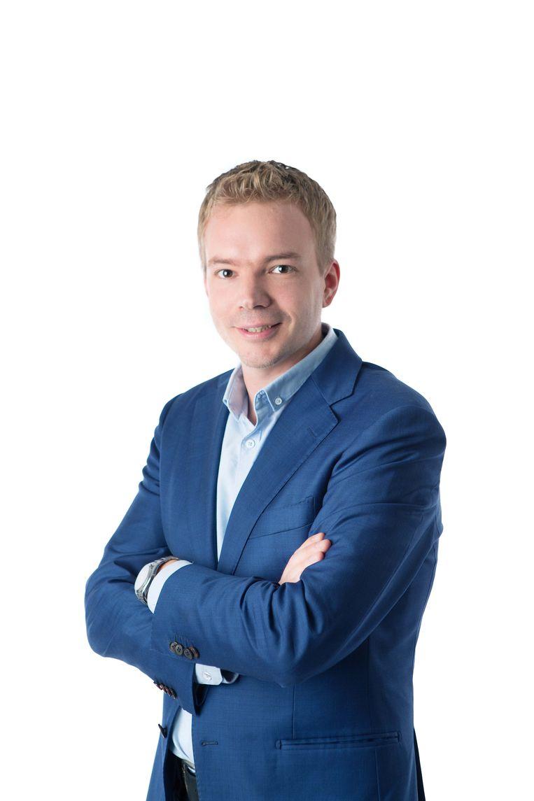 Klaas Slootmans trekt de lijst van Vlaams Belang voor de Vlaamse parlementsverkiezingen in Vlaams-Brabant.