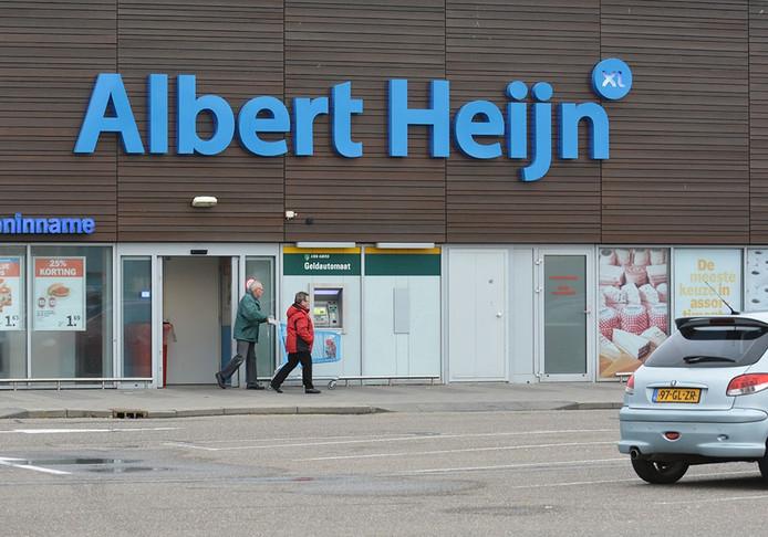 De Albert Heijn XL in Vlissingen.