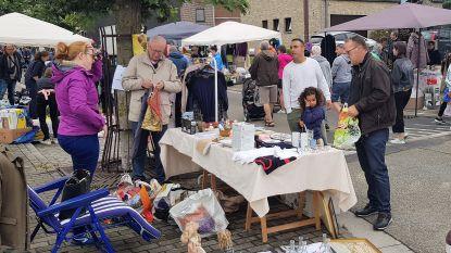 Geen rommelmarkt in Huizingen door coronacrisis