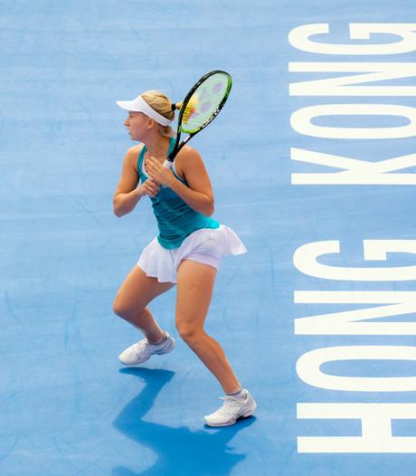 Gavrilova en Pavlioetsjenkova naar finale Hongkong