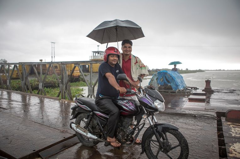 Klimaatverandering zorgt voor ander weer dan gewend. Beeld Mike Roelofs