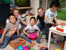 Rosmalense adoptieouders gunnen hun vrolijke Jun dat hij wordt gezien om wie hij is