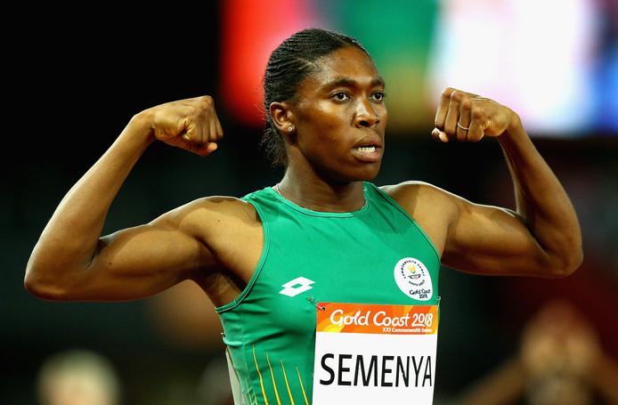 Caster Semenya.