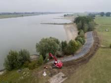 Hoogwaterschade hersteld, dijken klaar voor de winter