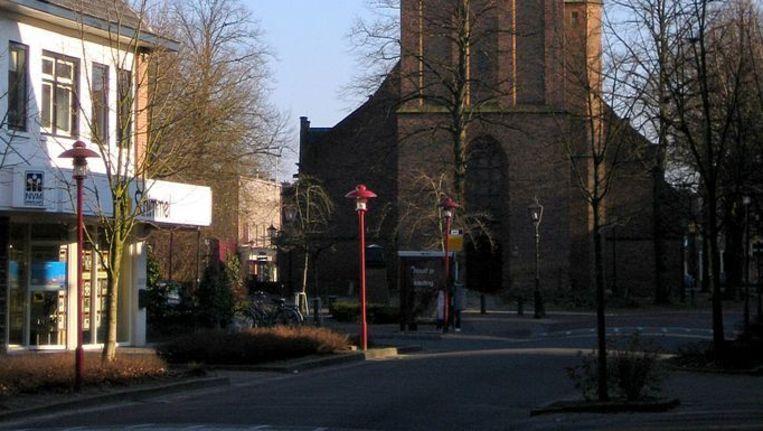 De Hervormde Kerk in het Gelderse plaatsje Scherpenzeel Beeld Wikipedia