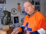 Oranjefan Oscar in zijn nopjes met bezoek koningshuis aan zijn stad