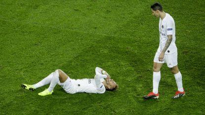 """Neymar opnieuw tussen gewoonweg geniaal en geweldig irritant, tot frustratie van Klopp: """"Alsof Liverpool vanavond een bende slagers was"""""""