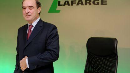 """Frans-Zwitserse betonbedrijf in verdenking gesteld voor """"financiering van terroristische onderneming"""""""