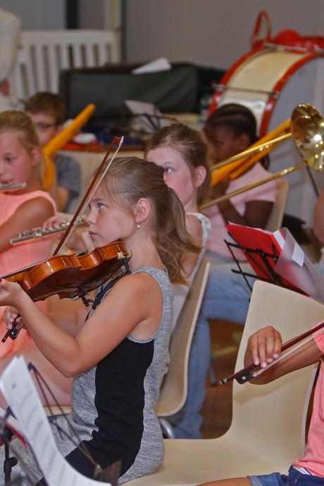 'Liefst alle kinderen aan de klassieke muziek'