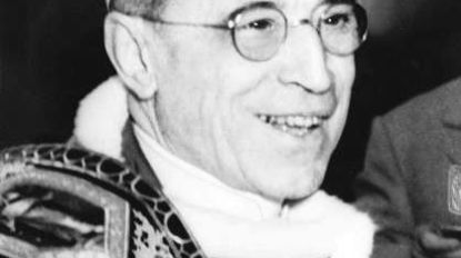Paus opent geheim archief 'oorlogspaus' Pius XII