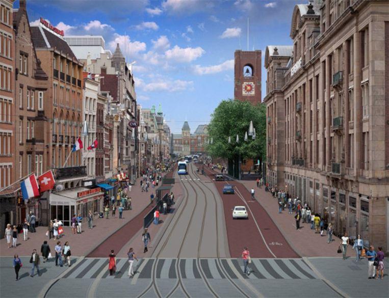 Beeld © gemeente Amsterdam Beeld