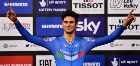 Italiaans wielertalent Ganna naar Team Sky