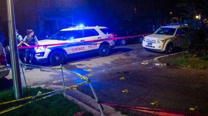 Op drie dagen tijd bijna 60 mensen neergeschoten in Chicago
