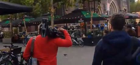 Journalisten lastiggevallen in Eindhoven tijdens maken reportage over mondkapjesmaatregel