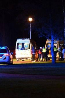 Hulpdiensten massaal naar azc Dronten vanwege steekincident: jongen (17) naar het ziekenhuis