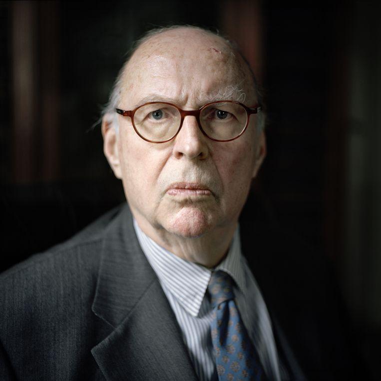 'Zijn er dooien gevallen, dan?', vroeg H.L. Wesseling toen ik hem vroeg naar de onrust over het standbeeld van J.P. Coen in Hoorn. Nee, dat was niet zo, en ook nu is dat niet het geval.  Beeld Joost van den Broek