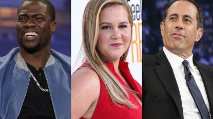 Samen streken ze 360 miljoen euro op: de 10 best betaalde comedians van het jaar