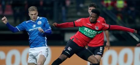 Okita bezorgt NEC drie belangrijke punten tegen FC Den Bosch