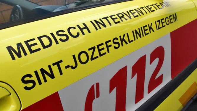 Vrouw (82) kritiek na val met fiets onderaan Centrumbrug