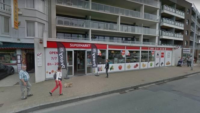Dief slaat met bierflesje op hoofd van werknemer Proxy Delhaize