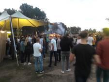Festival Losjes lokt 3000 bezoekers naar Engelermeer: 'Hopelijk mogen we terugkomen'