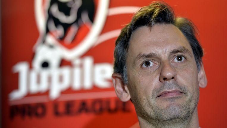 Ludwig Sneyers zit op de wip bij de Pro League