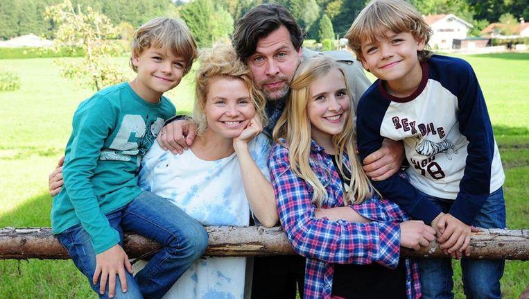 De Duitse cast van Sophie Kocht Beeld ARD