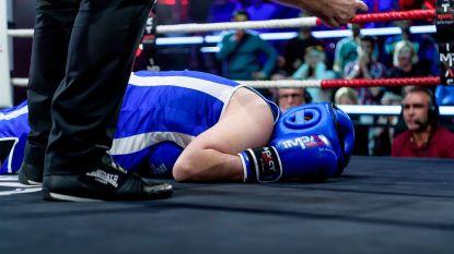 Buiten westen! De eerste echte knock-out in 'Boxing Stars' is een feit (+ wat u niet zag op tv)