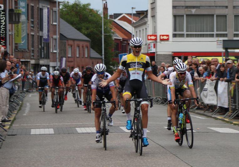 In de zomer van 2017 won toenmalig provinciaal kampioen Mathijs Paasschens uit Heverlee nog de koers op de Haachtsebaan. Paasschens wordt volgend jaar prof bij WB Aquaprotect - Veranclassic