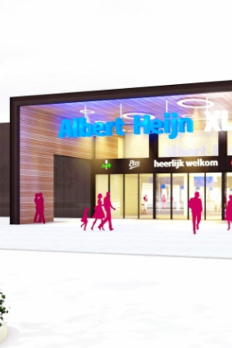 AH XL 3 weken dicht voor mega-operatie, loopt 300.000 bezoekers mis: 'Offer voor totaal nieuwe winkel'