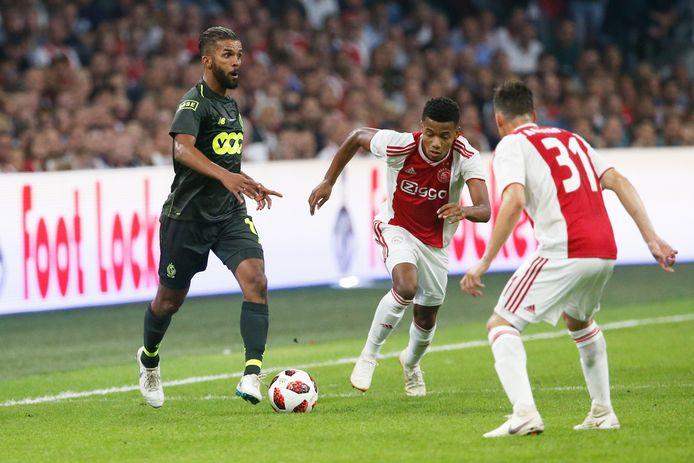 Juillet 2018: le Standard et l'Ajax s'affrontent en Ligue des Champions