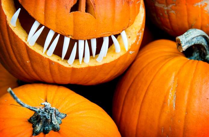 Het grote Halloweenfeest in de Beverwaard is geschrapt vanwege de veiligheid.