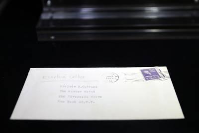 brief-van-einstein-brengt-26-miljoen-euro-op