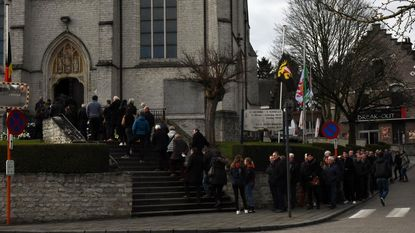 Volle kerk neemt afscheid van raadslid Joël Noé