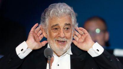 Operazanger Placido Domingo opnieuw onder vuur: 11 nieuwe vrouwen beschuldigen hem van seksueel wangedrag