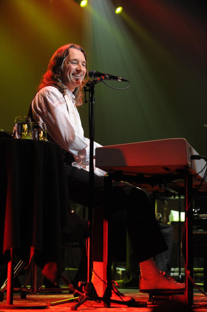 Roger Hodgson (op archieffoto) speelde maandagavond in het uitverkochte Muziekgebouw Eindhoven