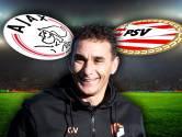 Vanenburg: Ajax zal niet bang zijn voor PSV