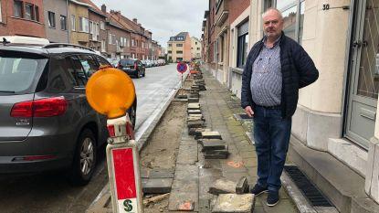 """Bewoners Van den Vondelstraat verrast door werken: """"Pas avond voordien om 23 uur brief in de bus"""""""