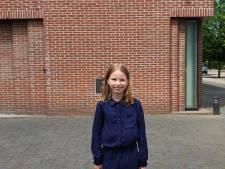 Mila Petersen is de eerste kinderburgemeester van Rhenen