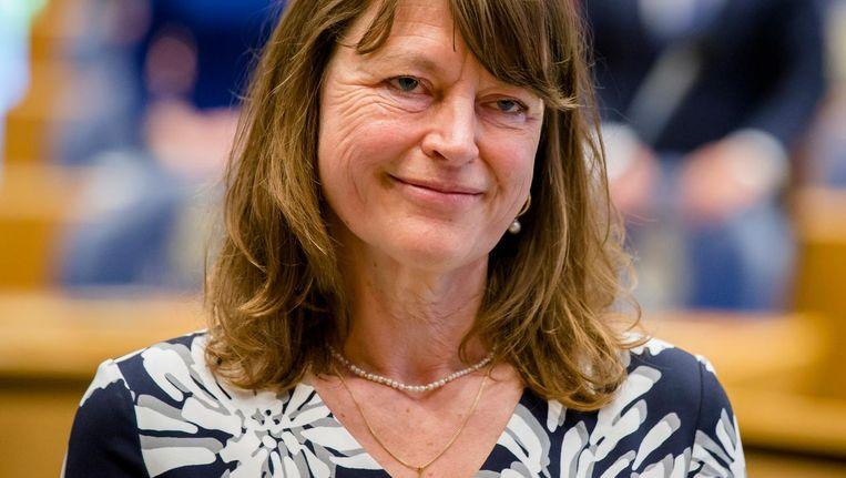 Kinderombudsman Margrite Kalverboer Beeld anp