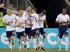 Doelpunt Janssen kan Spurs niet voor nederlaag behoeden