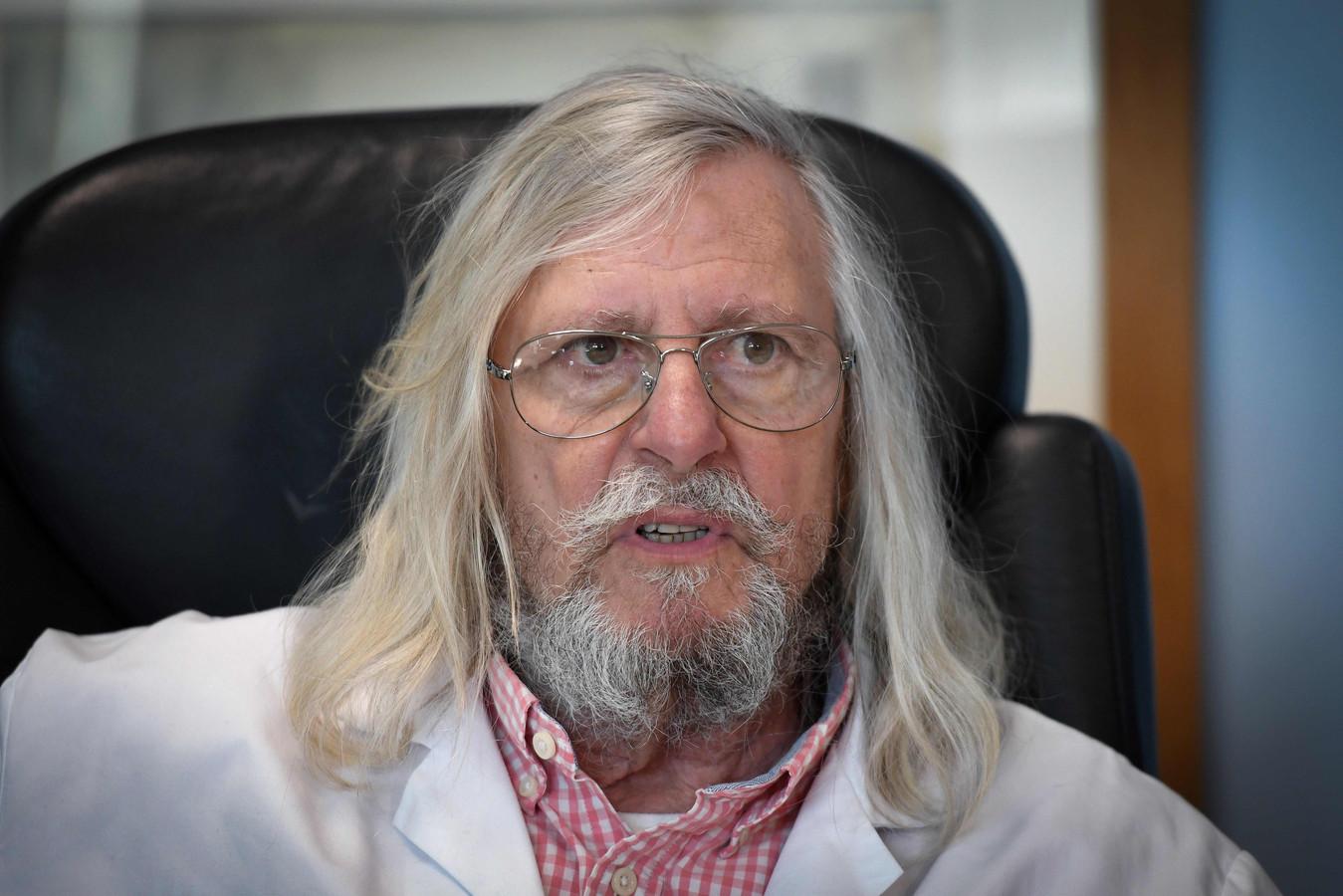 Le Pr Didier Raoult.