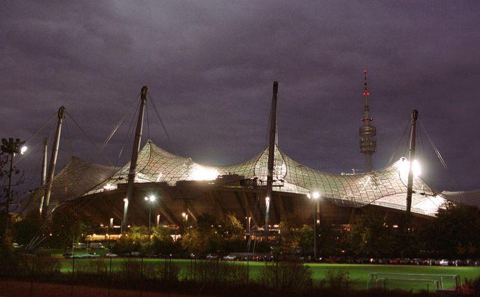 Het Olympiastadion in Berlijn.