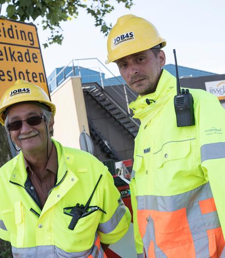 De 'Helden van de IJsselbrug' regelen het