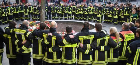 Le meurtre odieux d'un pompier suscite l'émoi en Allemagne