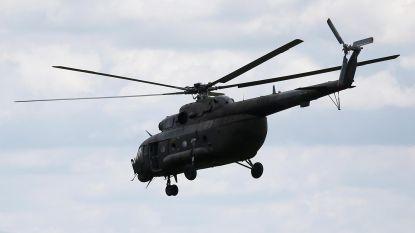 Zes doden bij crash van legerhelikopter in Mexico