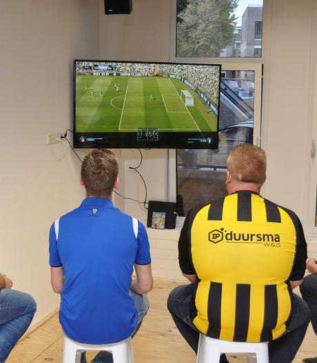 Gamers strijden om Apeldoorn eCup op digitaal voetbalveld