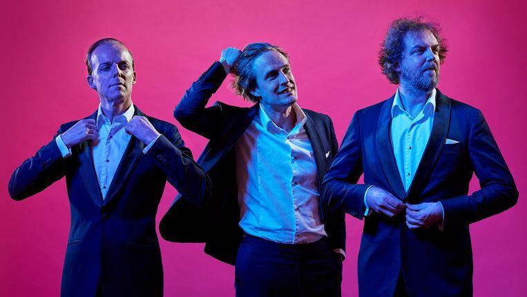 Het Storioni Trio. Beeld null