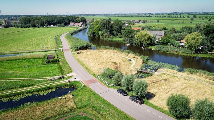 De Abbekesdoel tussen Bleskensgraaf en Oud-Alblas staat op één in de lijst van 'meest onveilige trajecten' in de gemeente.