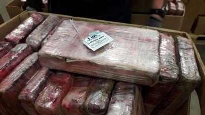 Politie rolt drugsbende op die 2,2 ton coke wilde importeren uit Colombia